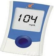 便携式电子血糖仪