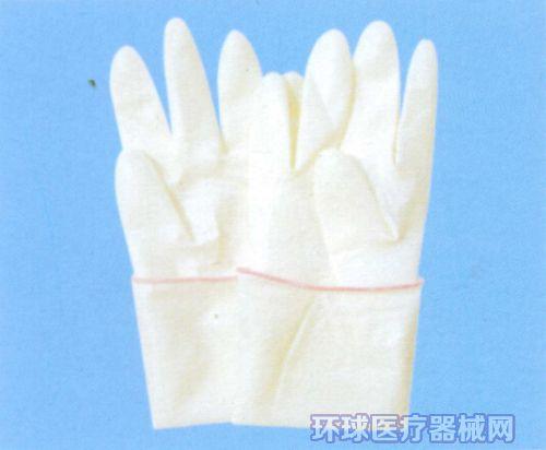 一次性使用灭菌橡胶外科手套