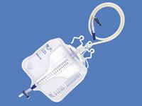 一次性使用防返流集尿袋