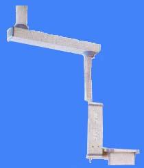 单臂旋转升降吊塔