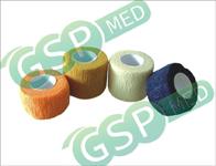棉无纺复合自粘弹性绷带(GB12)
