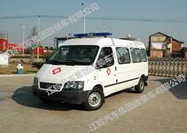 经典全顺长轴普通型救护车