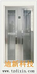 医用不锈钢单双门胃肠镜储存柜迪新