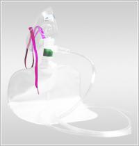 一次性氧气湿化器吸氧面罩