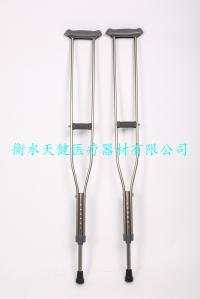 方管异形拐杖