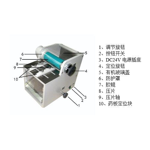全自动PTP药板除包机(剥药机、拆包机、拆药机)