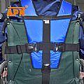 D-004-04轮椅多功能背心