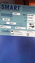 Cordis强生镍钛支架系统(SMART)