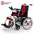吉芮电动轮椅1801可折叠轻便老年人残疾人四轮代步车