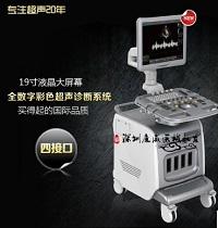 彩超机医用三维彩色多普勒超声诊断仪四维全数字彩色B超包