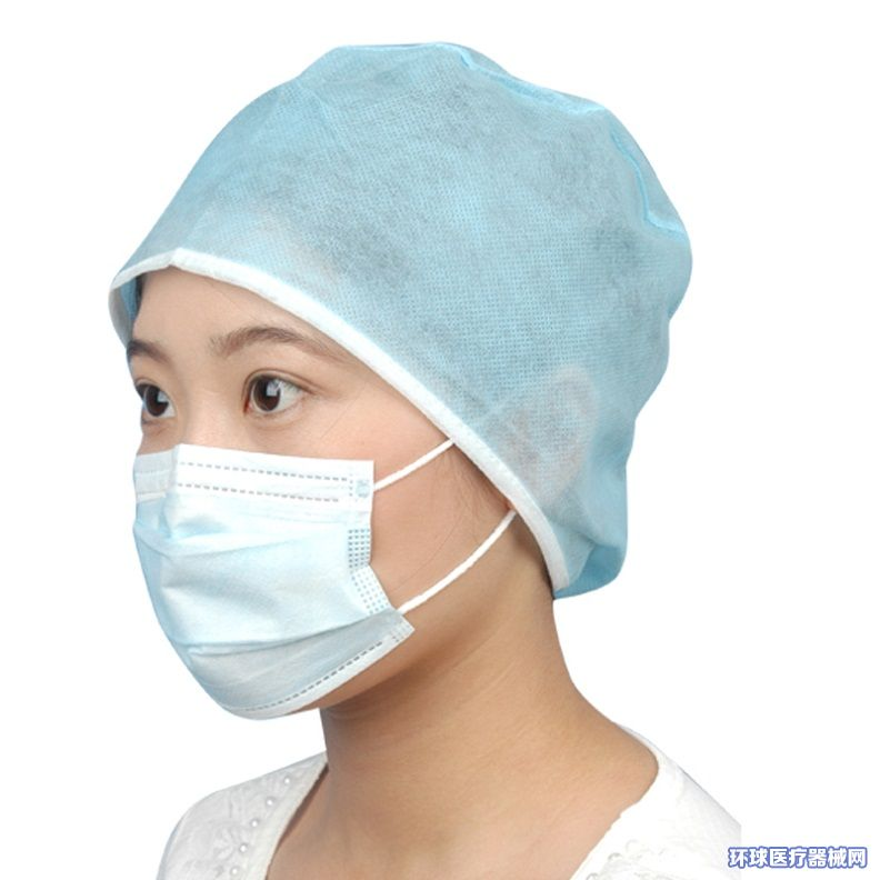 厂家直销一次性无纺布口罩普元医用器材批发可定制