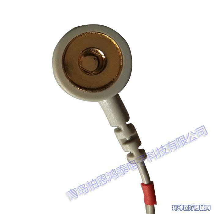 心电导联线贴片纽扣电极