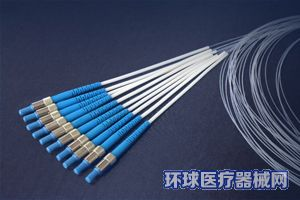 半导体激光光纤