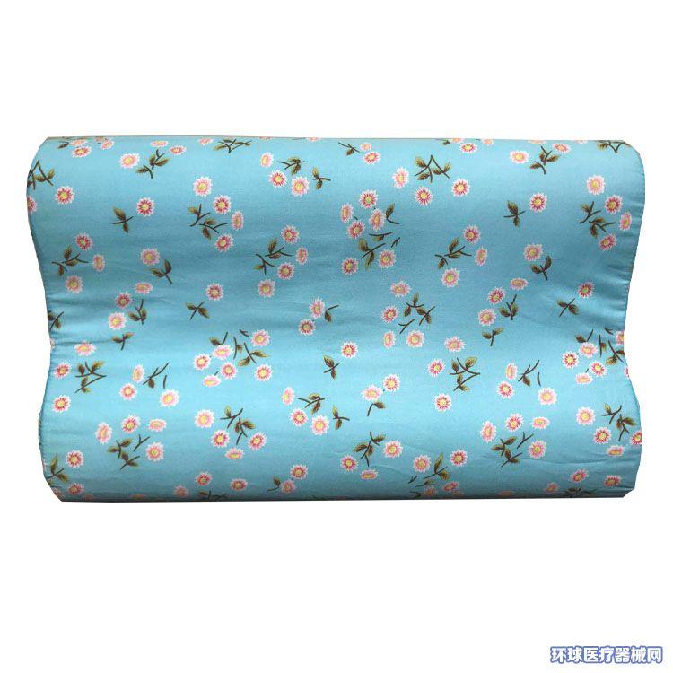 S型曲面体位垫/下肢抬高垫医用护理垫个护纯棉斜纹碎花舒适耐