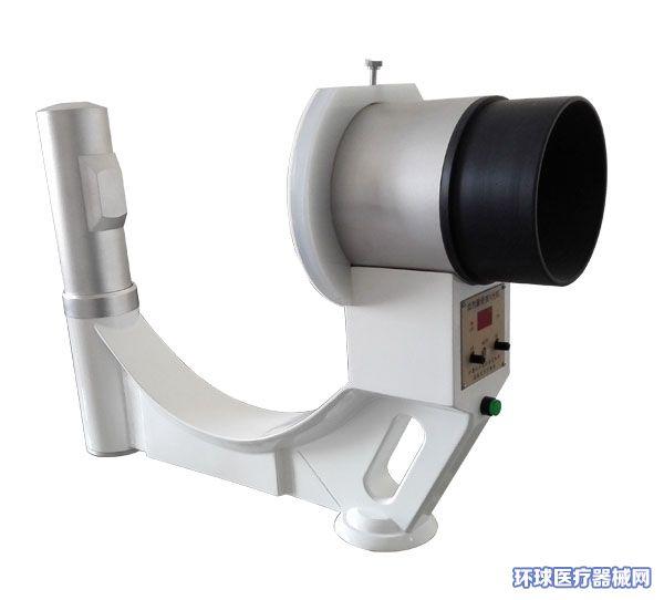 观察窗75毫米的便携式X光机