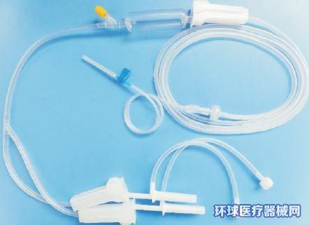 双头式输液器/自排气式输液器
