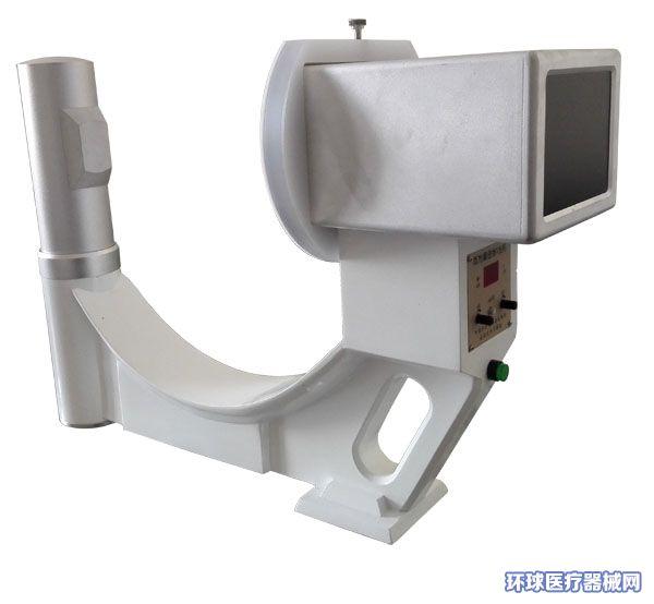 一种可以连接电脑可以直接照骨头的便携式X光机