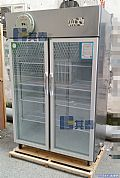 不锈钢材质BL-910L双门防爆冷藏冰箱