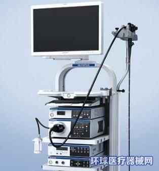 奥林巴斯高端电子胃肠镜CV-290高清胃镜系统