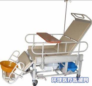 翻身床瘫痪病人护理床家用多功能医用床医疗床老人病床升降带便孔