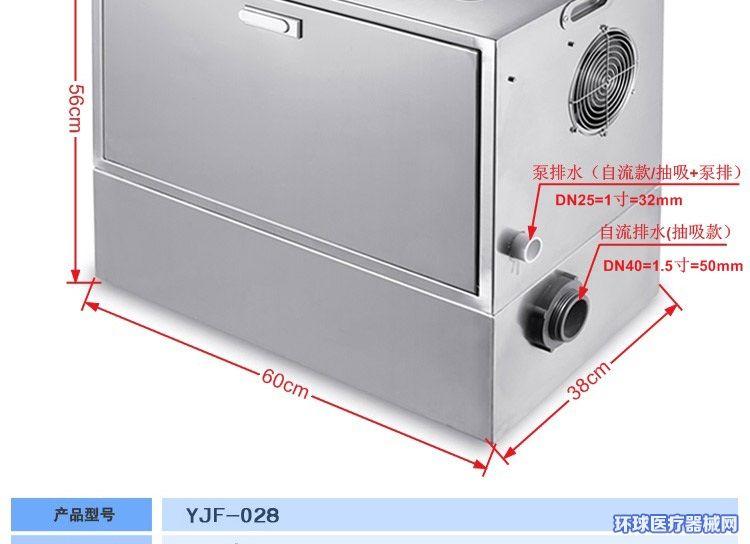壹家福YJF-028医疗污水处理设备