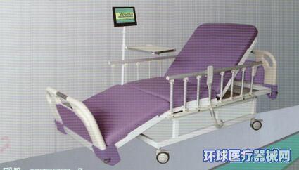 卒中科电动病床
