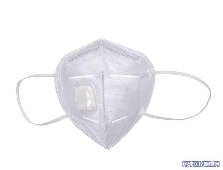 厂家直销福泽龙医用耗材折叠型N95防雾霾口罩