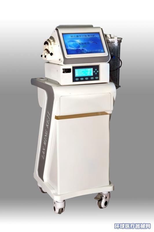 QC-1M型脉动压力清创机(专利产品/医保收费)