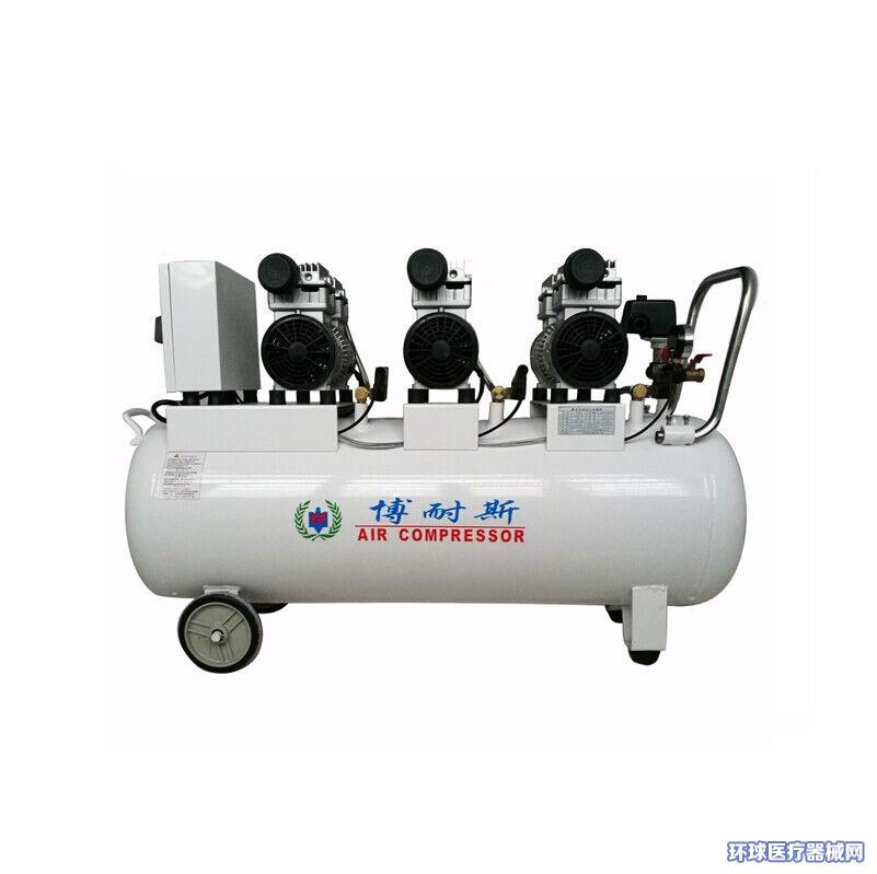 手术室,呼吸机使用压缩空气医用无油空气压缩机
