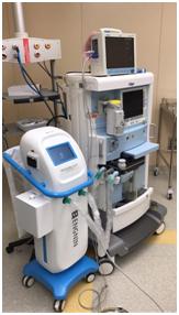 麻醉机、呼吸机内部回路消毒机