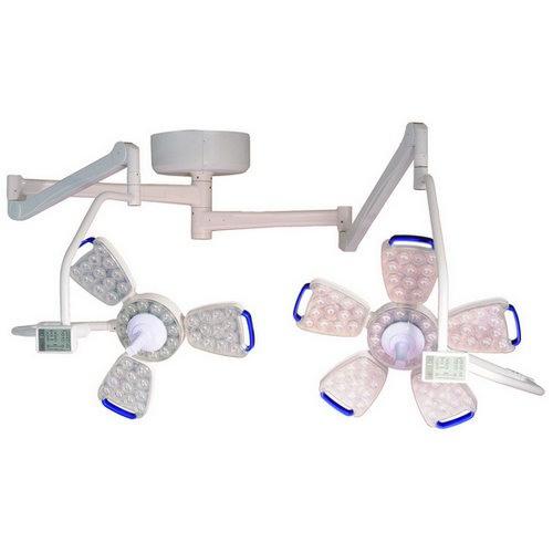 德朗LED3+5花瓣式手术无影灯