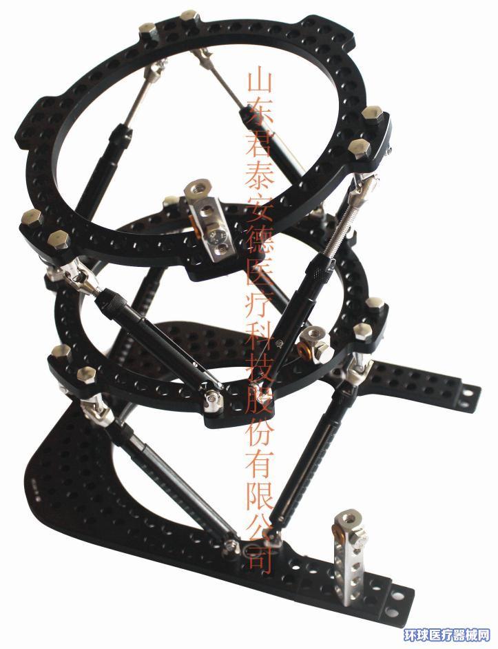 六轴式环形外固定支架/泰勒架