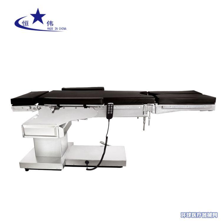恒伟HW-503-D端偏柱骨科电动综合手术床