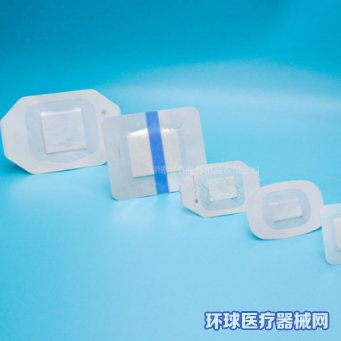 齐创B型(可OEM贴牌代加工)医用透明伤口敷料