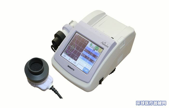 日本美能AS-507进口肺功能检查仪(肺活量测试仪)