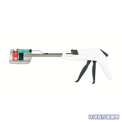 一次性使用弧型切割吻合器及钉仓组件
