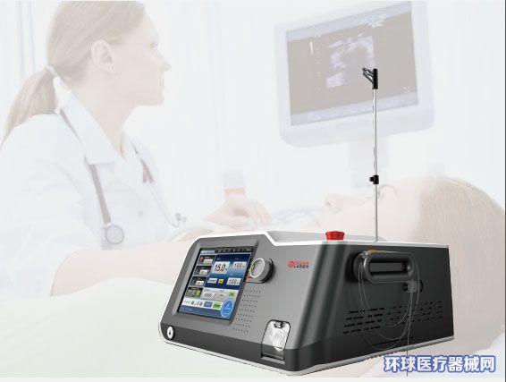 超声介入甲状腺乳腺激光消融手术治疗仪