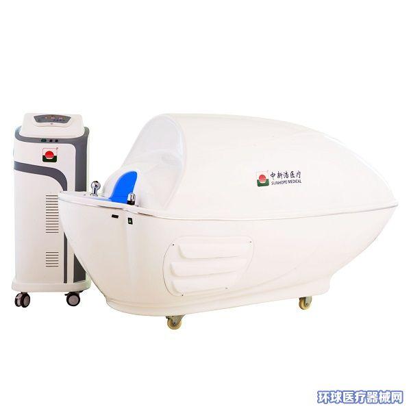 新浩牌SH-800P-5综合平躺型中药熏蒸床药液熏蒸治疗仪