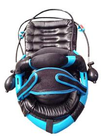 自然曲度颈椎牵引器治疗仪颈部矫正仪