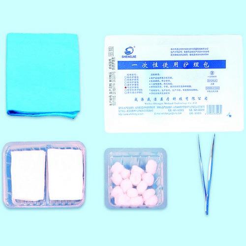 盛洁一次性气切护理包(气管切开包)