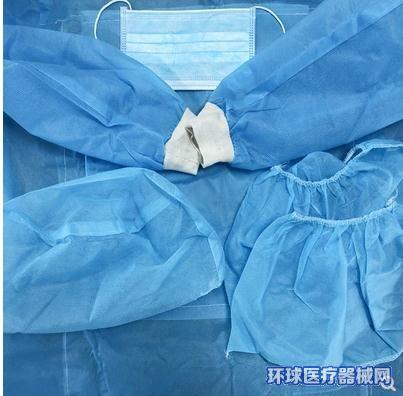 华欣一次性手术衣(医用隔离衣)