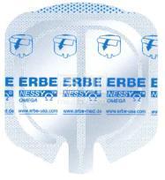 德国ERBE爱尔博一次性Ω型医用负极板20193-082