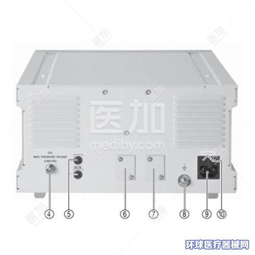 Storz史托斯高端气腹机连接器20400125C40L