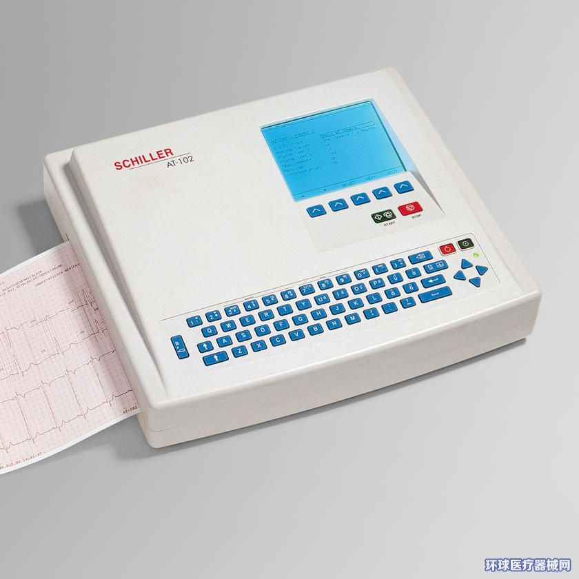 席勒CARDIOVIT AT-102心电图机