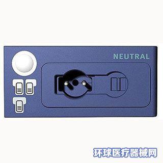 德国爱尔博高频电刀负极板插座模块NE6-NE