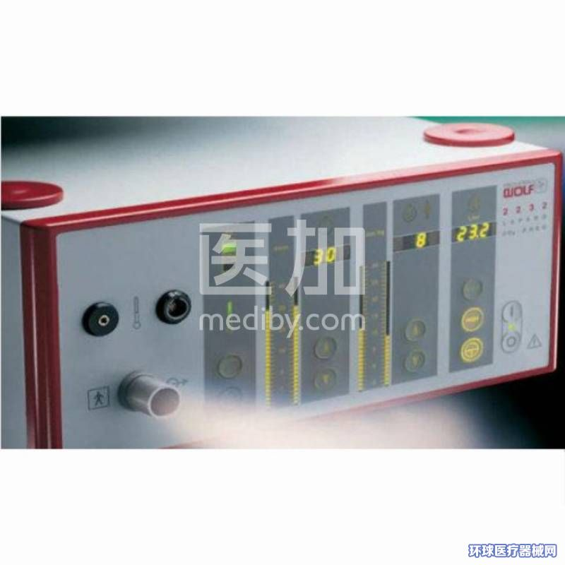 原装进口德国狼牌WOLF二氧化碳气腹机2233.001