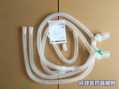 台湾崇仁呼吸回路一次性呼吸管路蛇形呼吸管路
