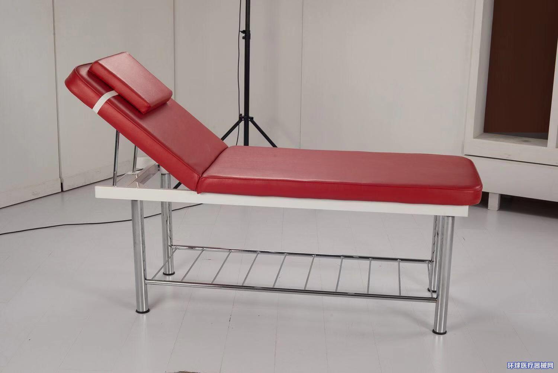 RD-UB01B款简易卡式诊疗床妇科检查床带枕头