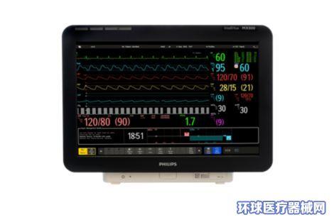 飞利浦IntelliVueMX800病人监护仪
