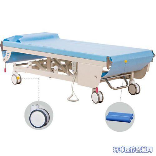 RD-YE3002B自动换纸诊疗床(电动妇科/B超检查床)